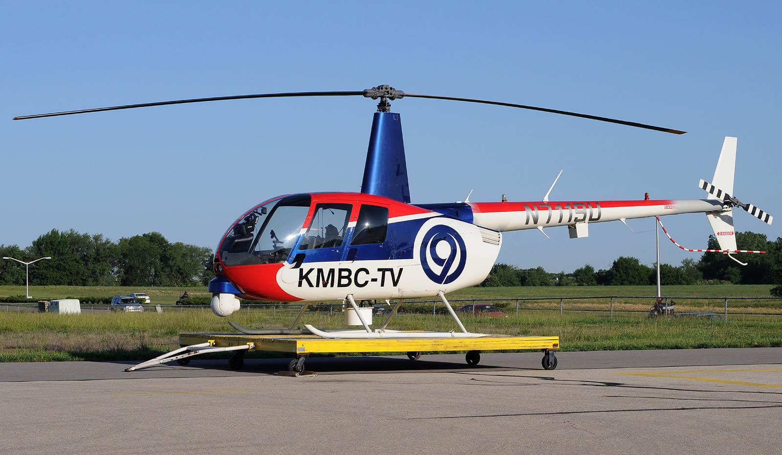 Sky Chopper KMBC 9 News