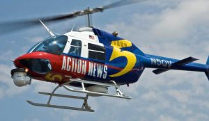 WMC Action News 5 News Chopper