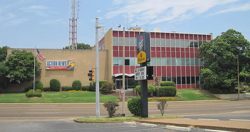 WMC Action News 5 Studio Building