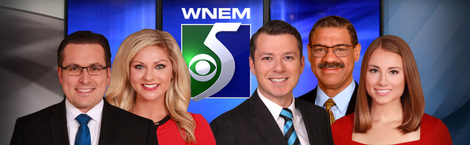 WNEM TV5 News Anchors