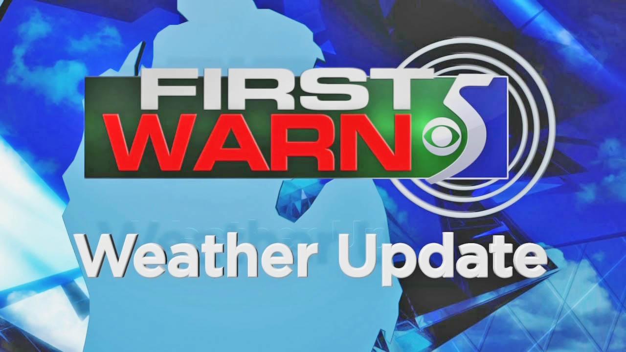 WNEM TV5 News First Warn Logo