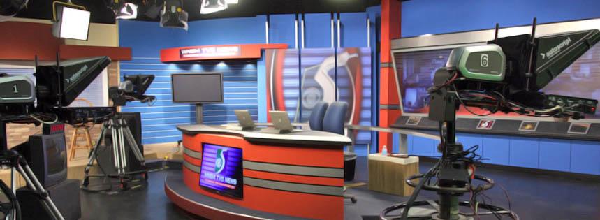 WNEM TV5 News Live Coverage Studio