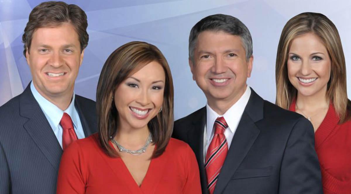 KHOU 11 News Anchors