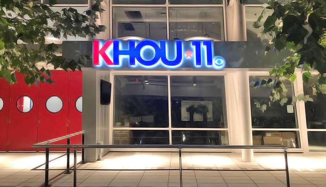 KHOU 11 News Studio Building