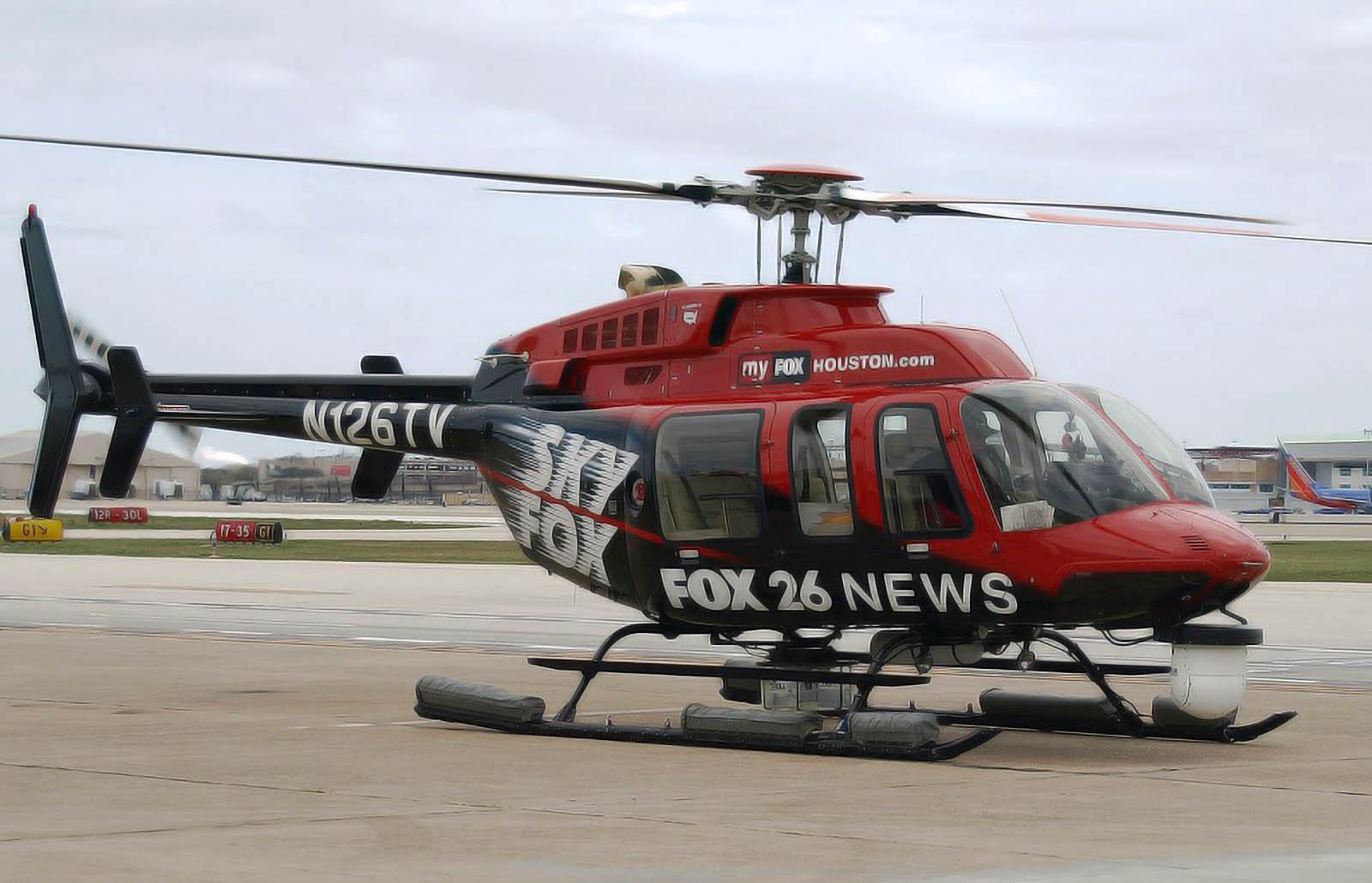 Sky Fox Fox 26 News