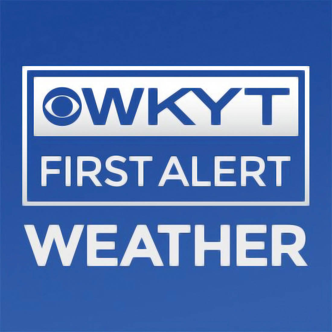 WKYT News First Alert Weather Logo
