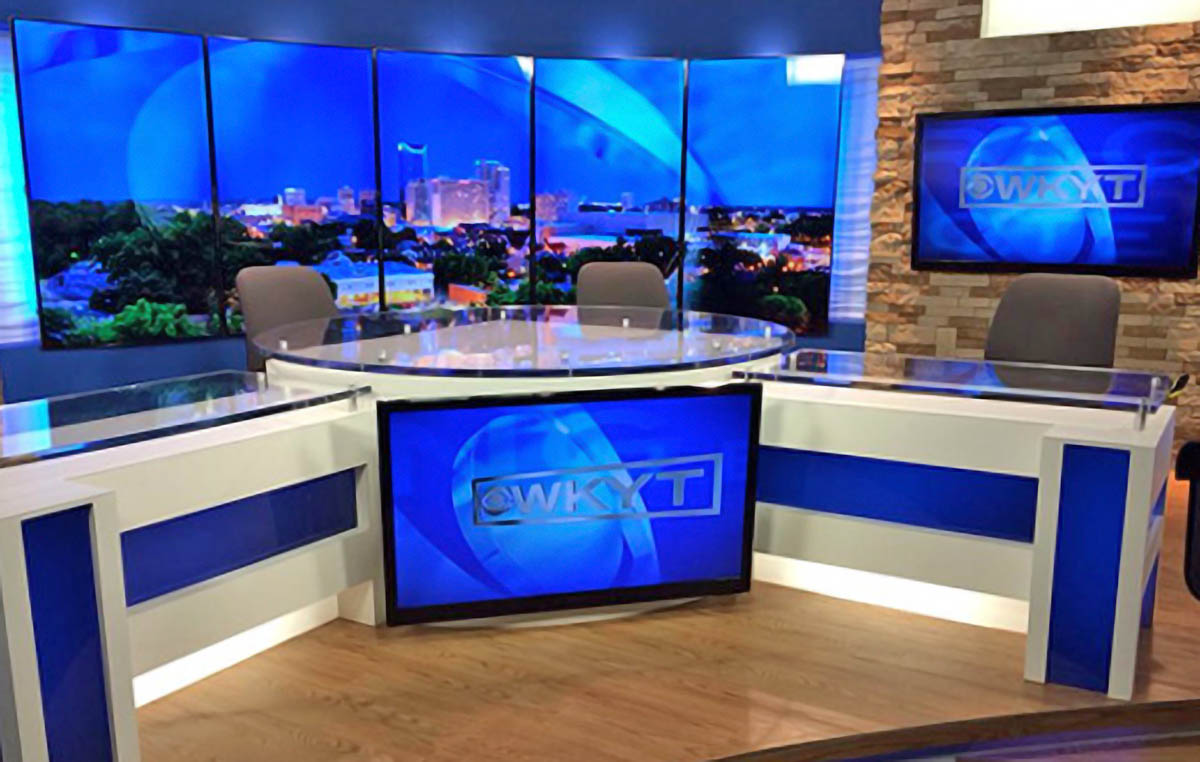 WKYT News Live Coverage Studio