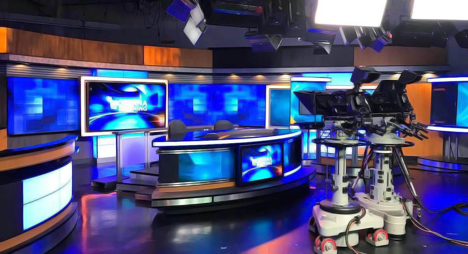KPAX News Live Coverage Studio