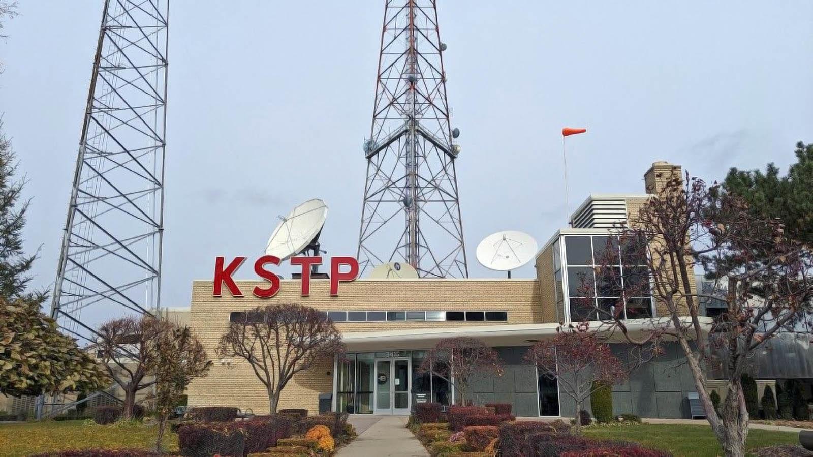 KSTP News Studio Building