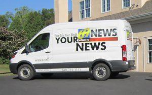 News Van WFMZ 69 News