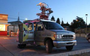Satellite Van KPAX News