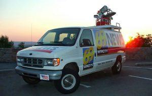 Satellite Van WFMZ 69 News