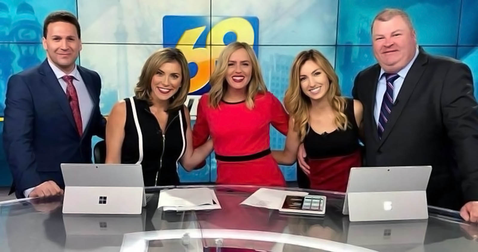 WFMZ 69 News Team