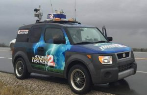 KJRH Tulsa Storm Chaser