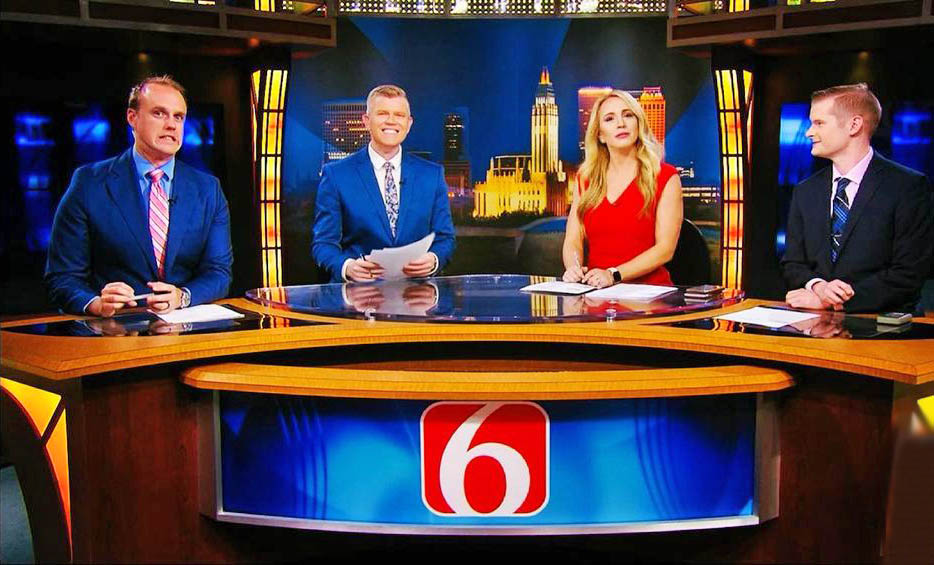 News On 6 Newscasters