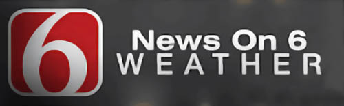 News On 6 Weather Logo