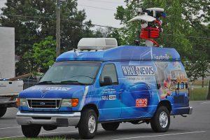 News Van WRAL News