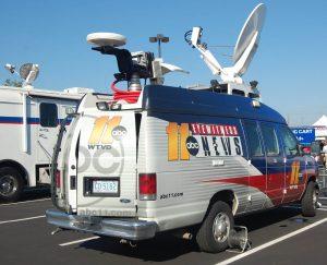 Satellite Van WTVD News
