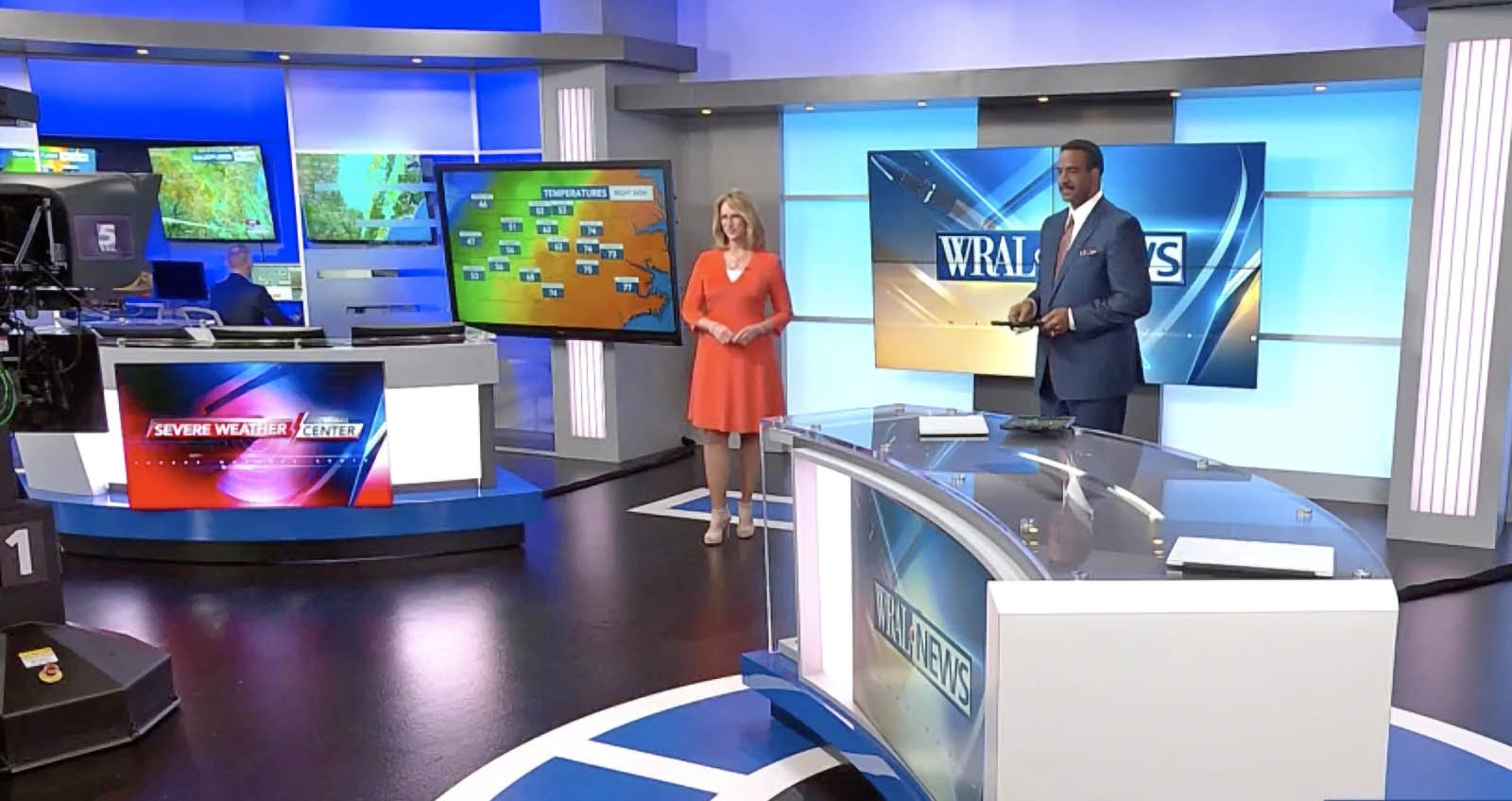 WRAL News Anchors