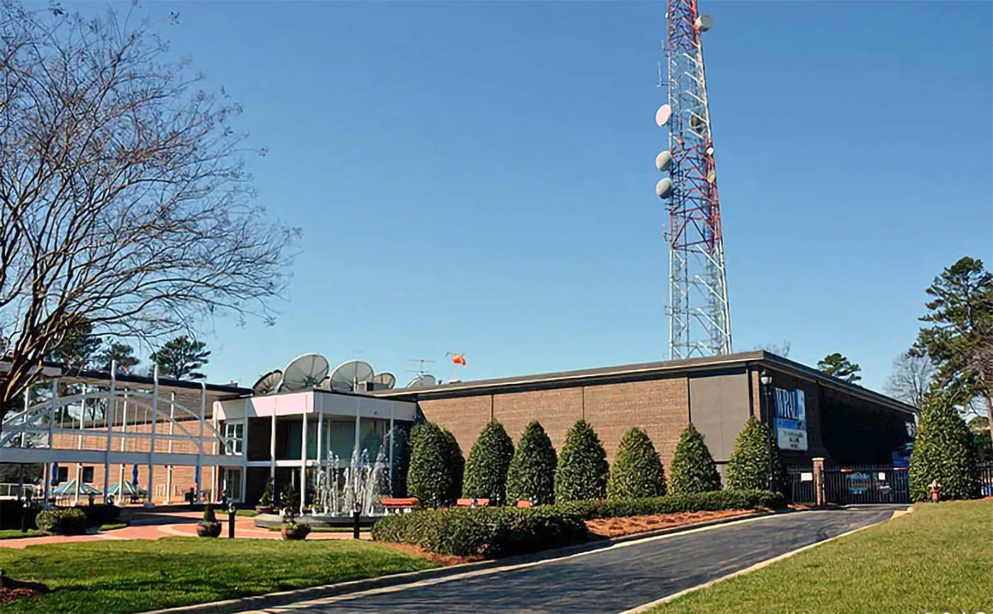 WRAL News Studio Building