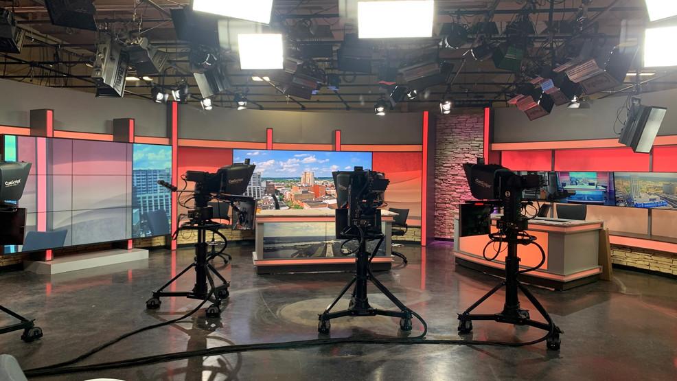 WWMT News Live Coverage Studio
