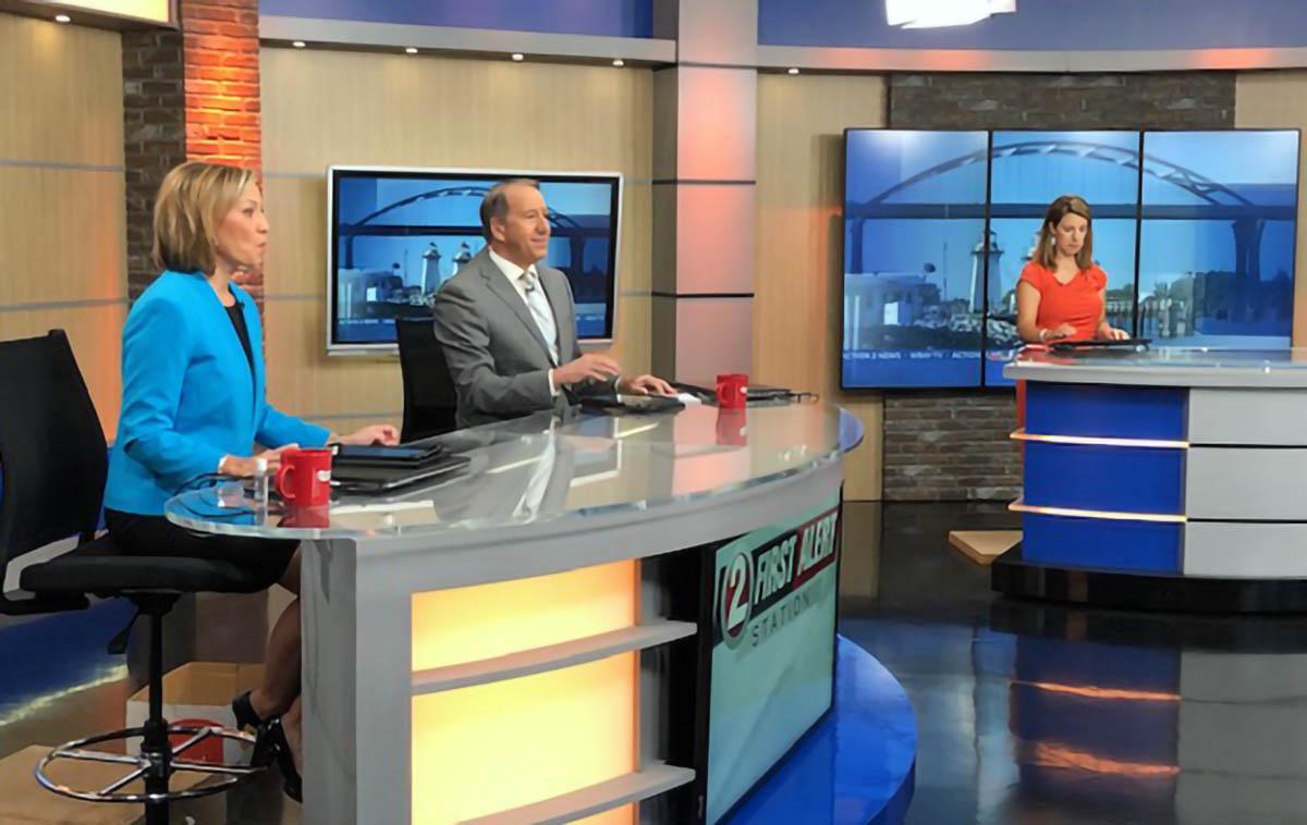 WBAY News Anchors